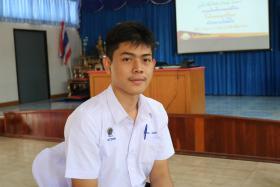 Aoy, Faculty of Education Program in Teaching Thai